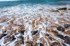 Algarve region beach, Portugal Stock Image