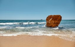 Algarve region in Portugal stock photography