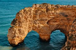 Algarve region in Portugal royalty free stock image