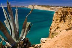 Algarve rock Royalty Free Stock Images