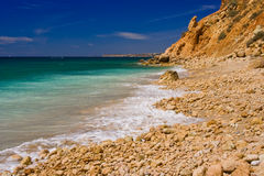 Algarve rock Royalty Free Stock Photography