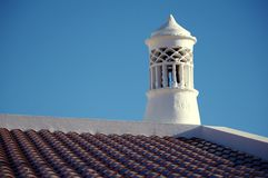 Algarve's chimney Stock Image