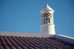 Algarve's chimney Stock Image