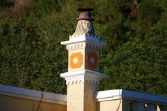 Algarve's chimney Royalty Free Stock Photo