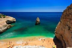 Algarve, Teil von Portugal lizenzfreie stockfotografie