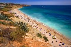 Algarve, Teil von Portugal lizenzfreie stockbilder
