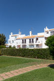 Algarve villa Arkivbilder