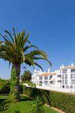 Algarve villa Stock Images