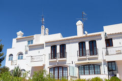 Algarve Villa Stock Image