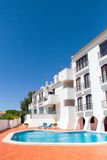 Algarve Villa Royalty Free Stock Images