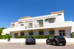 Algarve Villa Stock Images