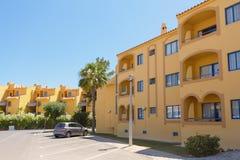 Algarve Villas Stock Images