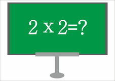 Algebra Stock Image