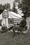 Algemeen gelijkaardig George Armstrong Custer Stock Afbeelding