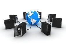 Algemeen Internet (Amerika) Royalty-vrije Stock Afbeeldingen