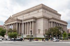 Algemeen Rijksarchief dat Washington DC bouwen Stock Foto's