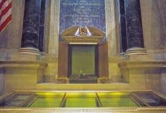 Algemeen Rijksarchief, huis van de Grondwet, Washington, gelijkstroom royalty-vrije stock foto's