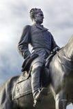 Algemeen Sherman Civil War Memorial Washington gelijkstroom Stock Fotografie