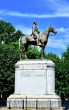 Algemeen Stonewall Jackson stock afbeeldingen