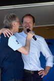 Algemene directeur van de Ronde van Frankrijk Stock Afbeelding