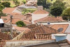 Algemene gebieden Brazilië stock foto's