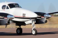Algemene Luchtvaart in Colorado stock fotografie