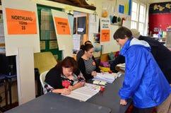 2014 Algemene verkiezingen - Verkiezingen Nieuw Zeeland Royalty-vrije Stock Foto