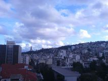 Alger. Beautiful picture of algiers city stock image