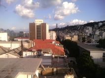 Alger. Beautiful picture of algiers city stock photo