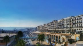 Alger. Bensaad reda port d alger Royalty Free Stock Photo
