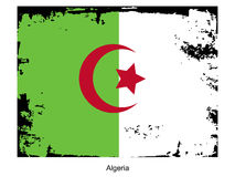 Algeria  Flag Stock Images