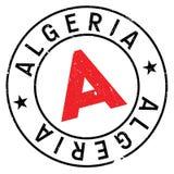 Algeria stamp rubber grunge Royalty Free Stock Image