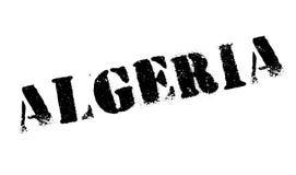 Algeria stamp rubber grunge Stock Photos