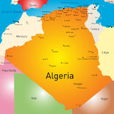 Algeria Royalty Free Stock Photography