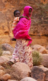 Algerian Nomads Royalty Free Stock Photo