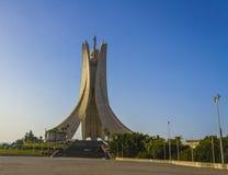 Algerias monument Arkivfoton