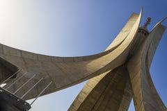 Algerias Monument stock photo