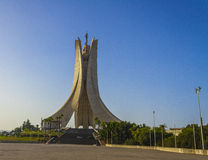 Algeriasmonument Stock Foto's