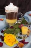 Algerijnse koffie Stock Afbeeldingen