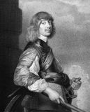 Algernon Percy, 10th Earl of Northumberland Stock Photos