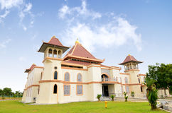 AlGhaffar moské Royaltyfri Bild
