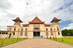 AlGhaffar moské Fotografering för Bildbyråer