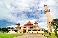 AlGhaffar moské Royaltyfria Bilder