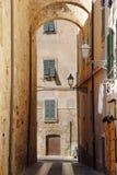 alghero Италия Сардиния Стоковые Изображения RF