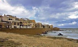 alghero Fotografering för Bildbyråer