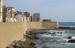 Alghero. Sardinia, Italy stock photography