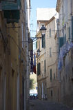 Alghero. Sardinia, Italy royalty free stock photo
