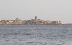 alghero royaltyfria bilder