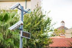 Alghero cameras Royalty Free Stock Image