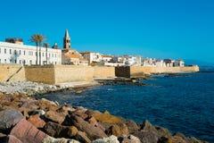 Alghero Royalty Free Stock Photo